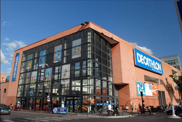 Decathlon Paris Porte de Montreuil